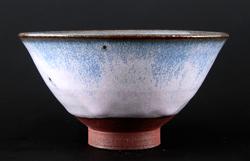 粘土:赤土 焼成:酸化焔1,230度、キープ30分