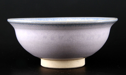 粘土:白土 焼酸化焔1,230度、キープ1時間