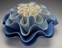 日動美術館賞  蛇石純美「水の音」