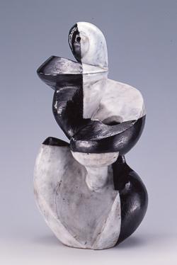 「人体」 1950年 和歌山県立近代美術館蔵