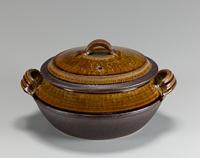 島根大「飴釉土鍋」(第3部出品)